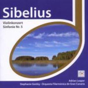Esprit/Violinkonzert,Sinfonie Nr.5