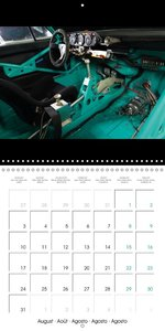 Porsche 935 K2 (Wall Calendar 2015 300 × 300 mm Square)