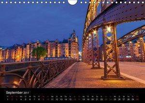 HAMBURG - Deine Perle (Wandkalender 2017 DIN A4 quer)