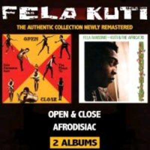 Open & Close/Afrodisiac (Remastered)