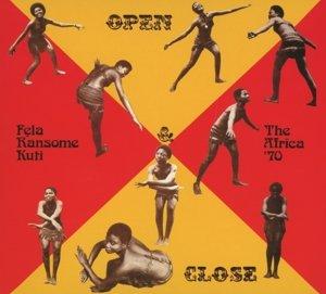 Open & Close/Afrodisiac (Remastered)