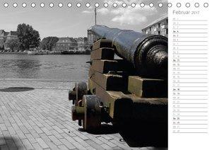 Emden - Seehafenstadt am Dollart (Tischkalender 2017 DIN A5 quer