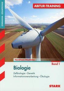 Abitur-Training Biologie 1. Zellbiologie, Genetik, Informationsv