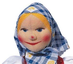 Kersa Classic 12550 - Handpuppen Gretel