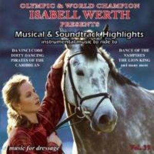 Dressurreiten:Isabell Werth Präs.Musical&Soundtrac