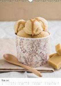 Ice cream love (Wall Calendar 2015 DIN A3 Portrait)