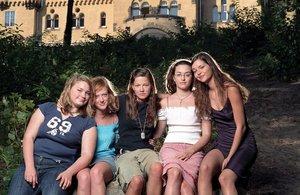 18 Allein unter Mädchen-Staffel 2