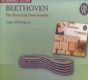 Die drei letzten Klaviersonaten