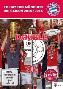 FC Bayern München - Die Saison 2015/2016