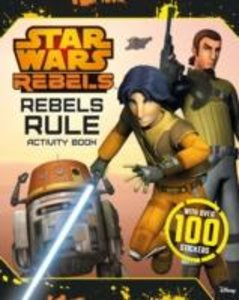 Rebels Rule Activity Book