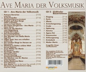 Ave Maria der Volksmusik inkl.Bauermesse