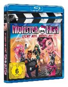 Monster High Licht aus Grusel an