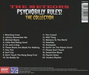 Psychobilly Rules!