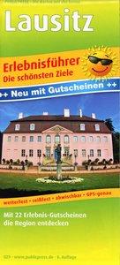Erlebnisführer Lausitz 1 : 170 000