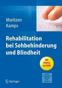 Rehabilitation bei Sehbehinderung und Blindheit