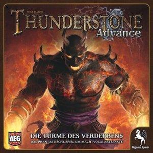 Pegasus Spiele 51036G - Thunderstone Advance, Die Türme des Verd