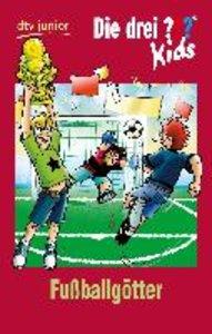 Die drei ??? Kids 42 - Fußballgötter