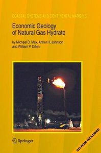 Economic Geology of Natural Gas Hydrate mit CD