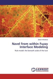 Navel from within Fuzzy Interface Modeling