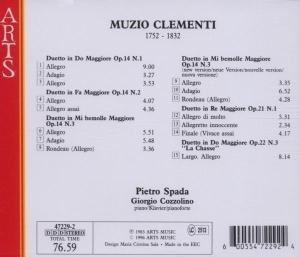 Sonate,Duetti & Capricci 7