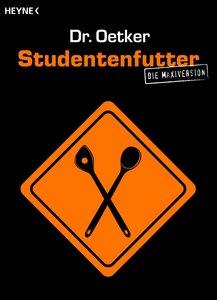 Dr. Oetker: Studentenfutter - Die Maxiversion