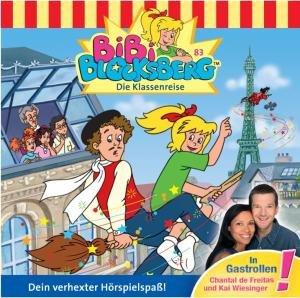 Bibi Blocksberg 83. Die Klassenreise. CD