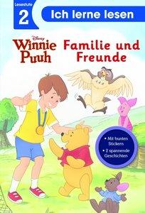 Disney: Erstleser Winnie Puuh Familie & Freunde