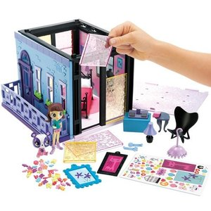 Hasbro A9479ESO - Littlest Shop Blythes Zimmer