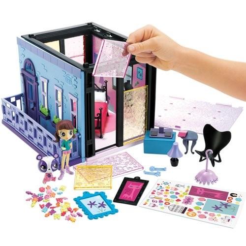 Hasbro A9479ESO - Littlest Shop Blythes Zimmer - zum Schließen ins Bild klicken