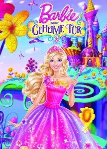 Barbie und die geheime Tür Buch zum Film