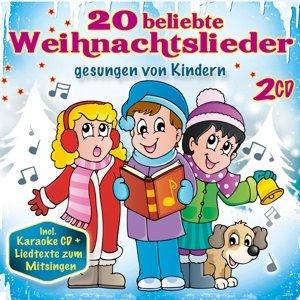 20 beliebte Weihnachtslieder gesungen von Kindern