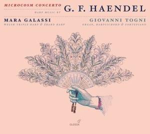Microcosm Concerto-Werke Für Harfe