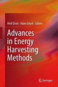 Advances in Energy Harvesting Methods