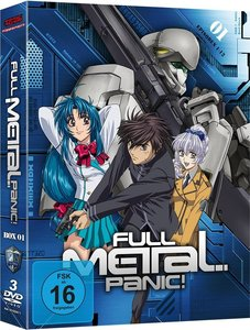 Full Metal Panic! - Box 1