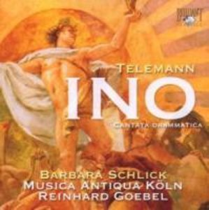 Telemann: Ino-Cantata Drammatica
