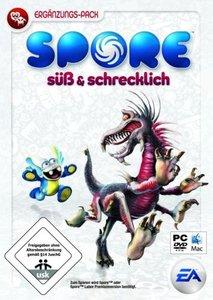 Spore - Süß & Schrecklich (Ergänzungs-Pack/Addon)