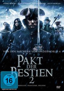Pakt der Bestien 2 (DVD)