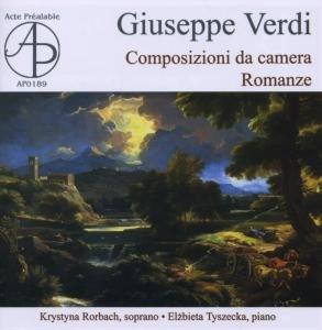 Composizioni Da Camera/Romanze