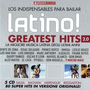 Latino! Greatest Hits 2.0 (5CD Set)