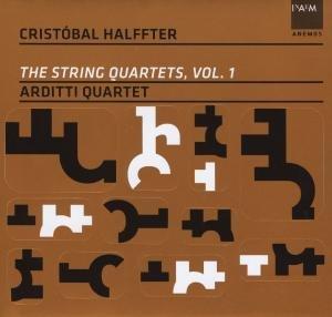 Die Streichquartette Vol.1