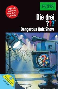 PONS Die drei ??? - Dangerous Quiz Show