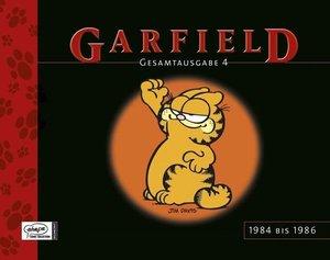 Garfield Gesamtausgabe 04