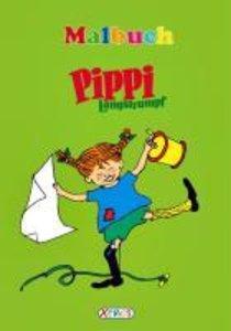 Pippi Langstrumpf, Malbuch