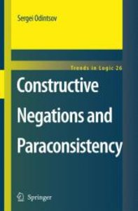 Constructive Negations and Paraconsistency