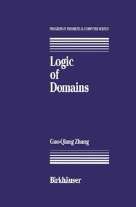 Logic of Domains