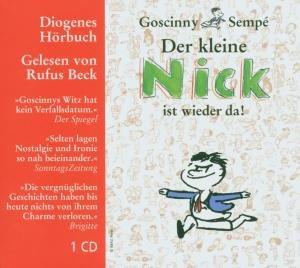 Der kleine Nick ist wieder da. CD