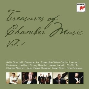 Treasures of Chamber Music 1