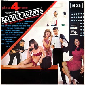 Themes For Secret Agents