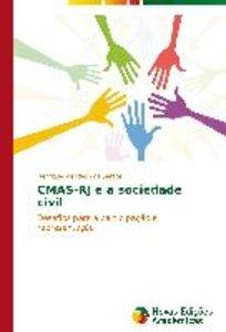 CMAS-RJ e a sociedade civil