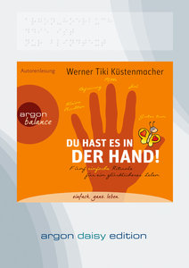 Du hast es in der Hand (DAISY Edition)